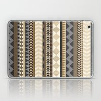 Dusty Aztec Pattern Laptop & iPad Skin