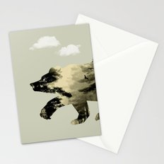 Bear Day Out Stationery Cards