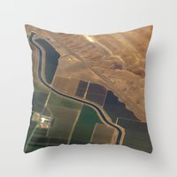 The 5 Throw Pillow
