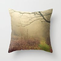 Mindfulness in Nature Throw Pillow