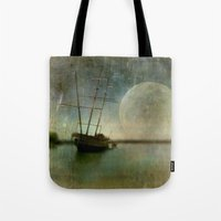 Shipwreck on Lake Ontario Tote Bag