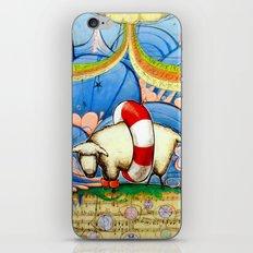 #221 iPhone & iPod Skin