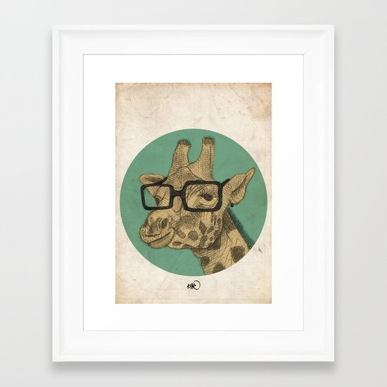 GRF - second version Framed Art Print
