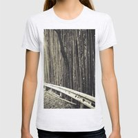 Japan 2 Womens Fitted Tee Ash Grey SMALL