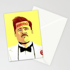 I don't Speak Italian Stationery Cards