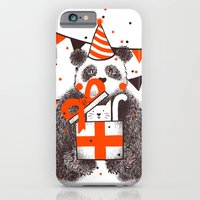 happy birthday iPhone & iPod Cases featuring Happy Birthday by Tobe Fonseca