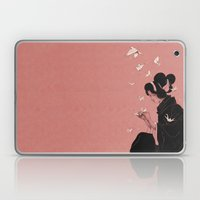 Becoming The Birds Laptop & iPad Skin