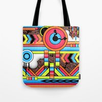 Fun Factory. Tote Bag