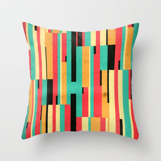 Kiko Pattern Throw Pillow