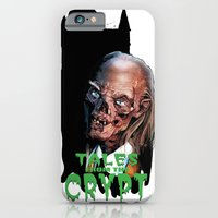 iPhone & iPod Case featuring Crypt Keeper: Monster Madness Series by SRB Productions
