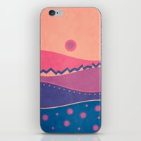 Landscape C.01 iPhone & iPod Skin