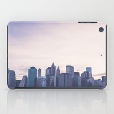 Lower Manhattan Skyline iPad Case