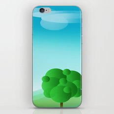 apples and oranges to come iPhone & iPod Skin