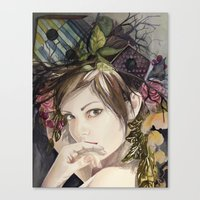 Lusting Love Canvas Print