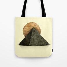 Hair in desert Tote Bag