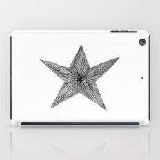 Star Jelly I B&W iPad Case