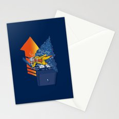 I am the Doctor Stationery Cards