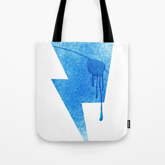 A Blind Neptune Tote Bag
