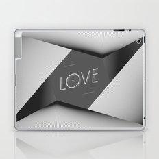 LOVE_ Laptop & iPad Skin