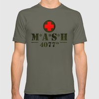 M*A*S*H Mens Fitted Tee Lieutenant SMALL