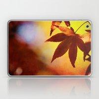 Autumn Kaleidoscope Laptop & iPad Skin