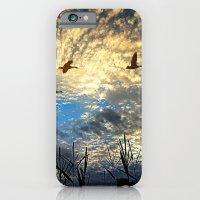 Peaceful morning iPhone 6 Slim Case
