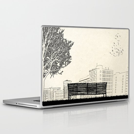 (500) Days of Summer Laptop & iPad Skin