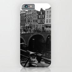 Amsterdam Bikes iPhone 6 Slim Case