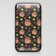 La Fleur Pattern iPhone & iPod Skin