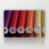 Glowing colors  Laptop & iPad Skin