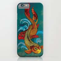 A tale of two fins. iPhone 6 Slim Case