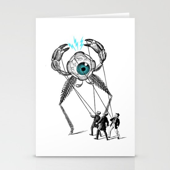 The Taming  Stationery Card