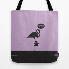 WTF? Flamenco! Tote Bag