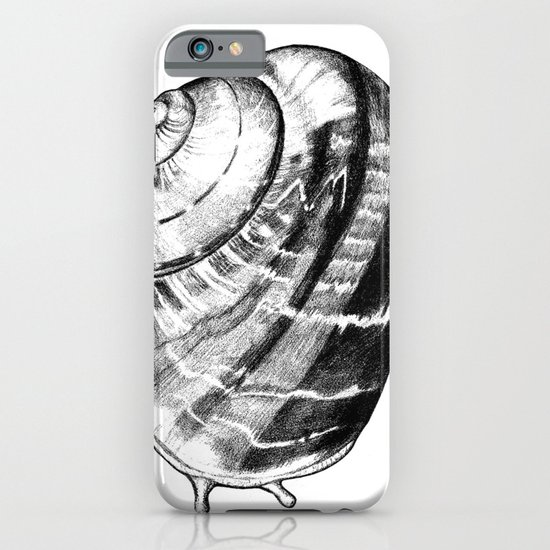 Snail iPhone & iPod Case