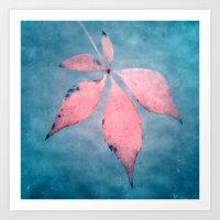 My Autumn Art Print