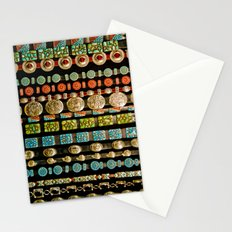 Cowboy hat bands Stationery Cards