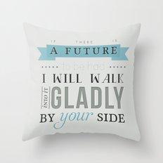 Dragon Age 2: Fenris Romance Poster Throw Pillow