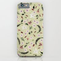 Little Flower pattern iPhone 6 Slim Case