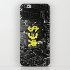 YES NYC iPhone & iPod Skin