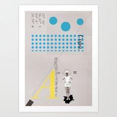 Copa. Art Print
