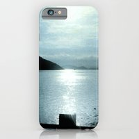 iPhone & iPod Case featuring SUNSET RIVER by Dianah B