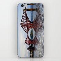 Forth Rail Bridge iPhone & iPod Skin