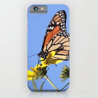 iPhone & iPod Case featuring Monarch Butterfly by Ornithology