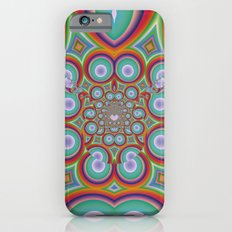 Meditation iPhone 6 Slim Case