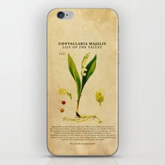 Breaking Bad - Lily of the Valley iPhone & iPod Skin