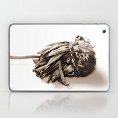 DEAD FLOWER - SEPIA Laptop & iPad Skin