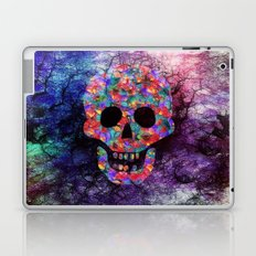 Happy skull Laptop & iPad Skin