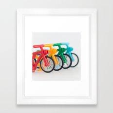 Choose Your Own Adventure Framed Art Print