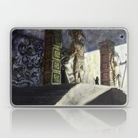 The Volcano Entrance Laptop & iPad Skin