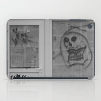 Death's Newspaper Booth iPad Case